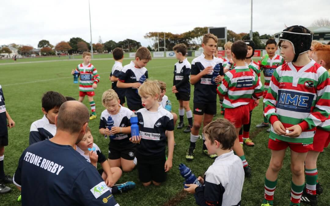 WELLINGTON RUGBY UNION JOIN THE GO THE H2O MOVEMENT