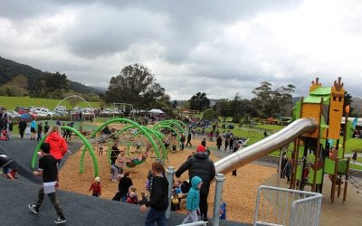 COMMUNITY VOICE INFLUENCES HEALTHIER PARKS AND SPORTS GROUNDS FOR HUTT TAMARIKI