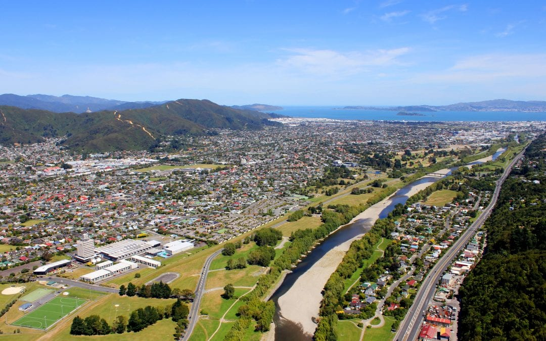 COULD LOWER HUTT BECOME NZ'S HEALTHIEST COMMUNITY
