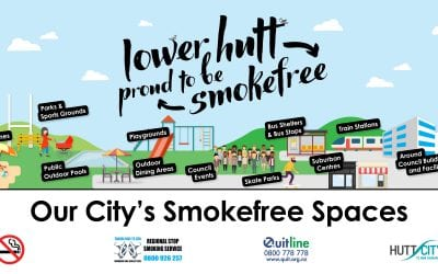 Public spaces support more people to be smokefree