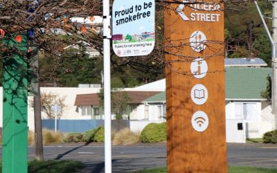 Lower Hutt's town centres proud to be smokefree