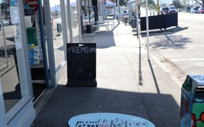 Paving the way with smokefree messaging