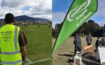 Advancing the mana and hauora of people through sport